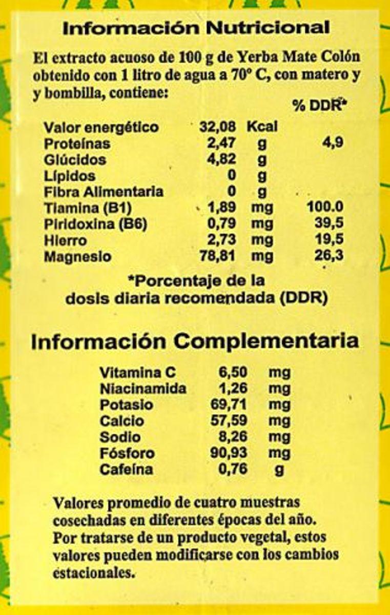 Strong and refreshing Yerba Mate set 2x500g Paraguayan