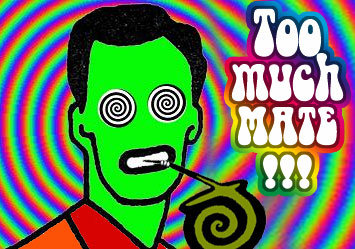 BAD TRIP PO YERBA MATE
