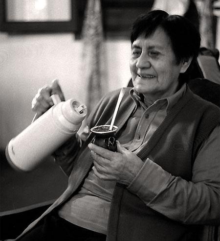Babcia Siorbak Argentyna