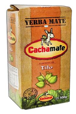 Yerba mate CACHAMATE TILO