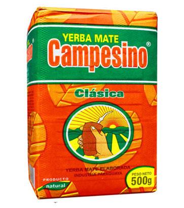 Yerba mate CAMPESINO CLASICA