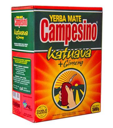 Yerba mate CAMPESINO KATUAVA