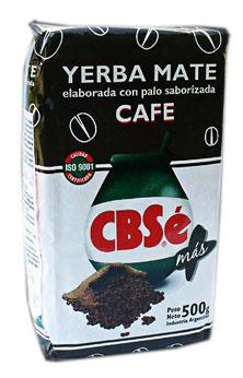 Yerba mate CBSE CAFE