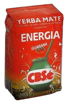 Yerba mate CBSE ENERGIA