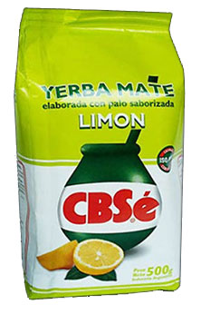Yerba mate CBSE LIMON