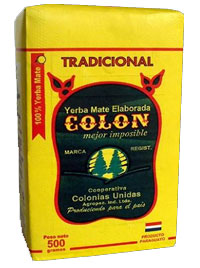 Yerba mate COLON TRADITIONAL