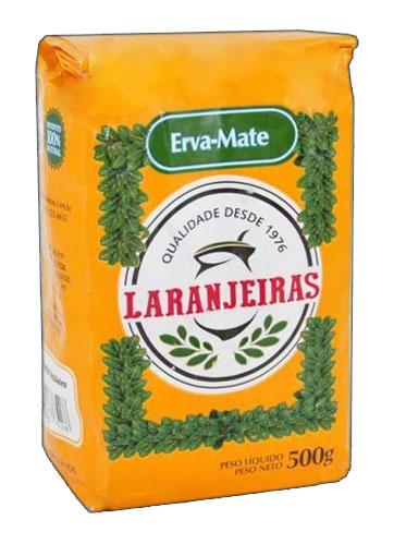 Yerba mate LARANJEIRAS CHIMARRAO