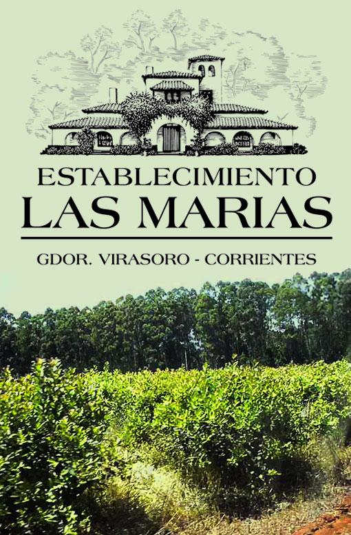 LAS MARIAS plantacja yerba mate logo