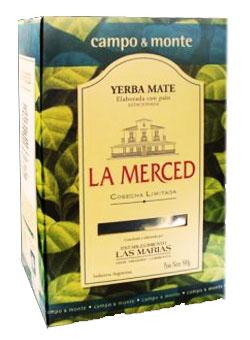 Yerba mate LA MERCED CAMPO MONTE