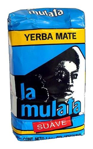 Yerba mate LA MULATA SUAVE