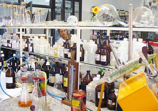 Rosamonte laboratorium yerba mate