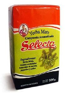 Yerba mate SELECTA COMPUEST