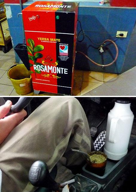 Stacja yerba mate ROSAMONTE