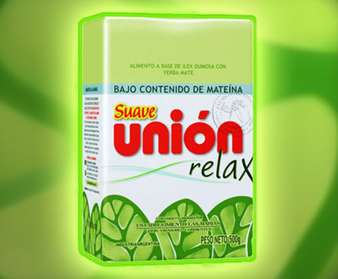 yerba mate Union_Relax