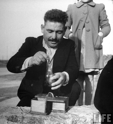 przygotowanie yerba mate buenos aires 1943_c