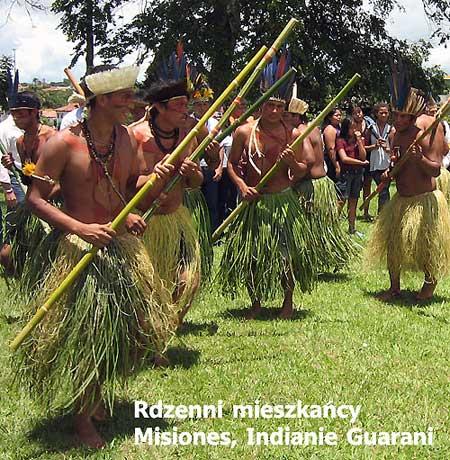 Guarani - odkrywcy yerba mate