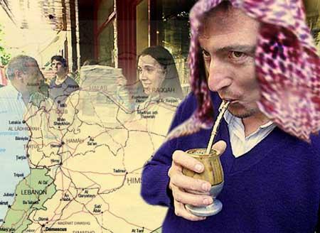 Syria też pije yerba mate