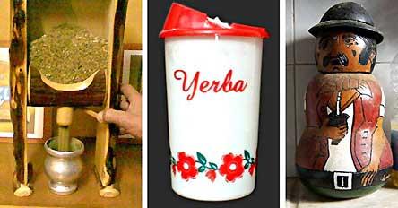 yerbera - pojemnik na yerba mate