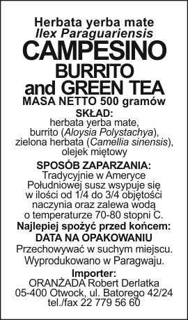 CAMPESINO_BURRITO_and_GREEN_TEA_na_paczke