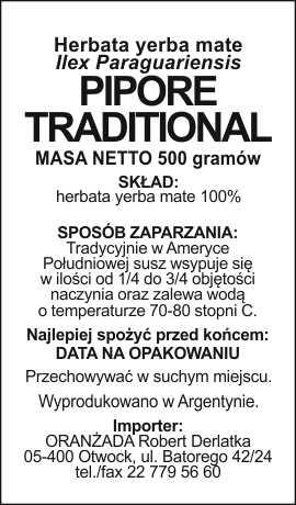 Pipore_Traditional_na_paczke