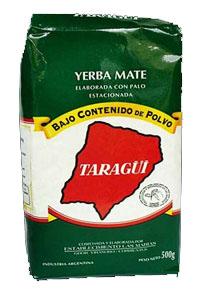Yerba mate TARAGUI BCP