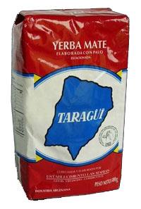 Yerba mate TARAGUI CON PALO