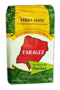 Yerba mate TARAGUI H L