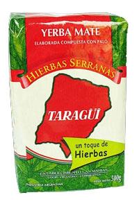 Yerba mate TARAGUI  H S