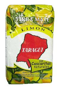 Yerba mate TARAGUI LIMON