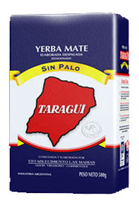 Yerba mate TARAGUI SIN PALO