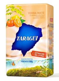 Yerba mate TARAGUI Citricos del litoral