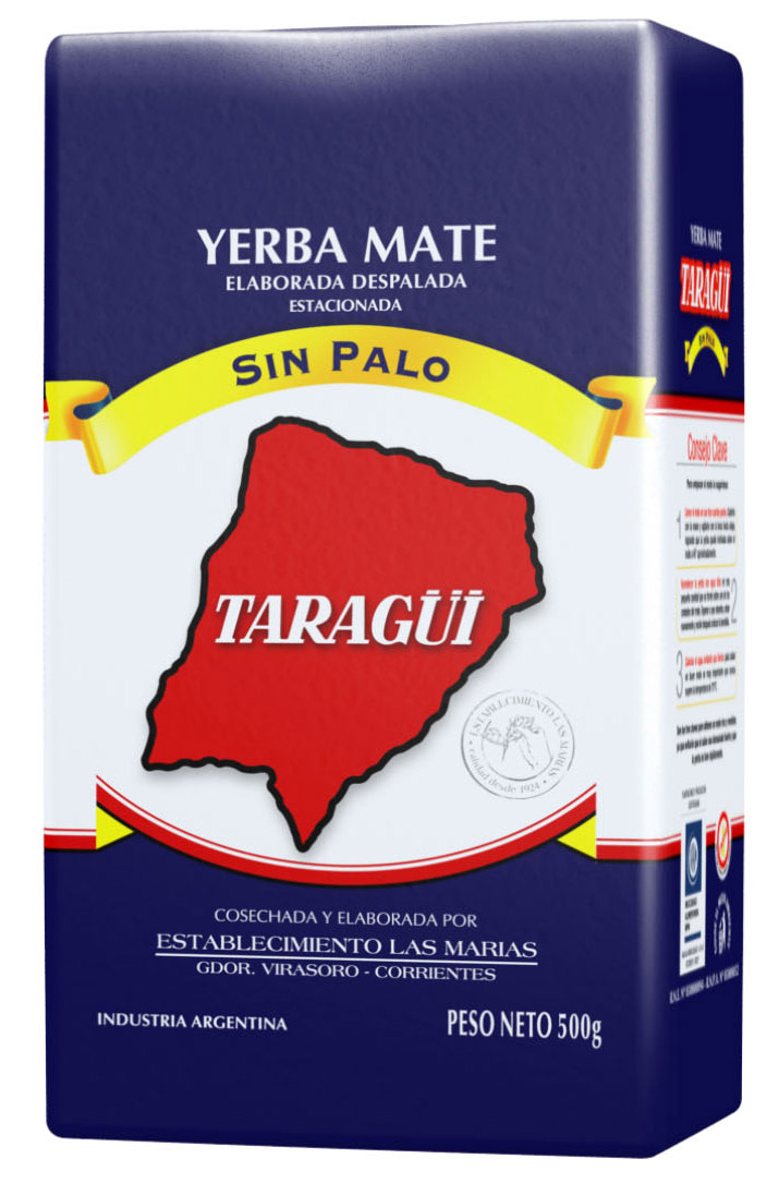 Taragui-Sin-Palo