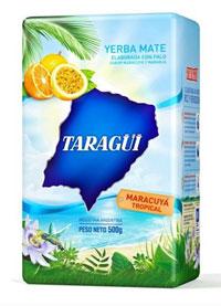 Yerba mate TARAGUI Tropical Maracuja