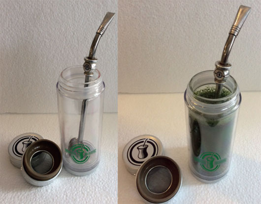 ThermoGlass do yerba mate