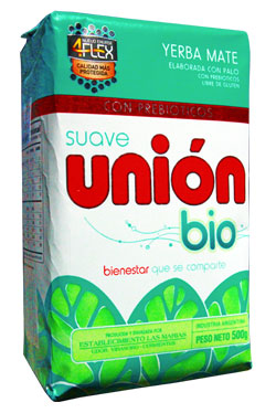 Yerba mate UNION BIO