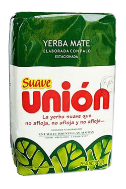 Yerba mate UNION SUAVE