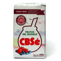 CBSe Frutos Del Bosque Yerba Mate