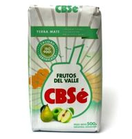 CBSe Frutos del Valle Yerba Mate