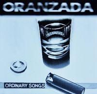 "Oranżada ""ORDINARY SONGS"" singiel CD"
