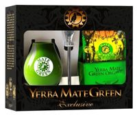 Zestaw EXCLUSIVE z Yerba Mate Green ORGANIC 400 g