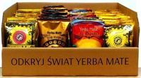 Zestaw Yerba Mate sample display v1