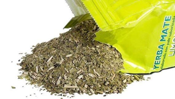 CBSe Limon Yerba Mate