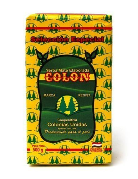 COLON ESPECIAL Yerba mate