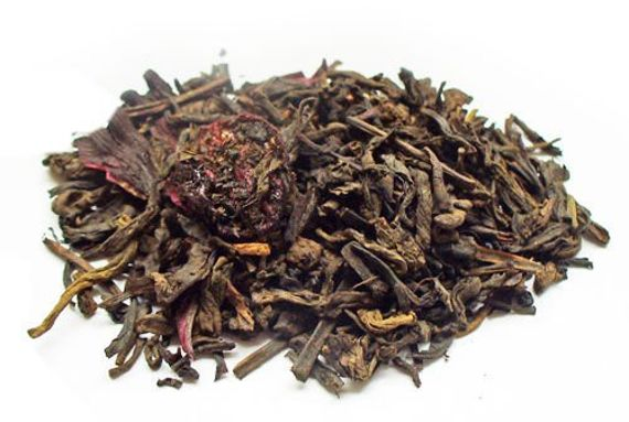 Herbata Pu-erh Black Cherry