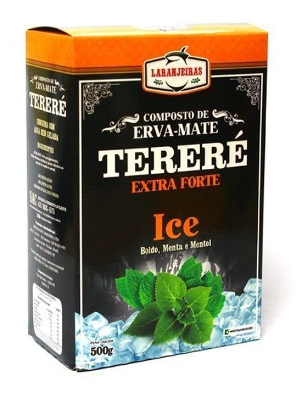 Laranjeiras Mate Gelado ICE Yerba Mate (do terere)