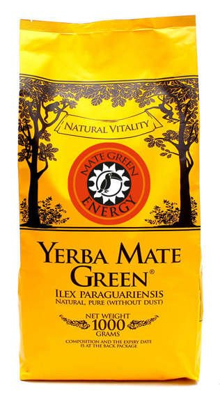 Yerba Mate Green ENERGY