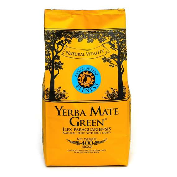 Yerba Mate Green FITNESS