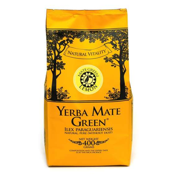 Yerba Mate Green LEMON