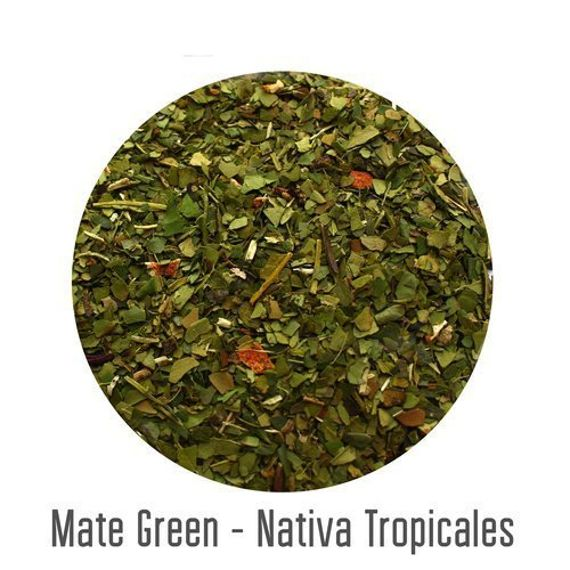 Yerba Mate Green NATIVA TROPICALES