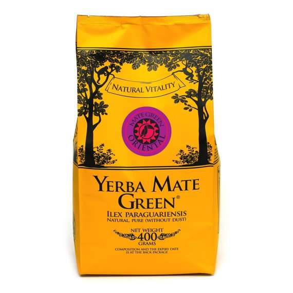Mate Green ORIENTAL (yerba mate)